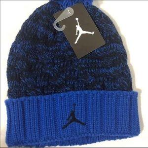 Air Jordan Pom Beanie youth unisex size 8/20 NEW